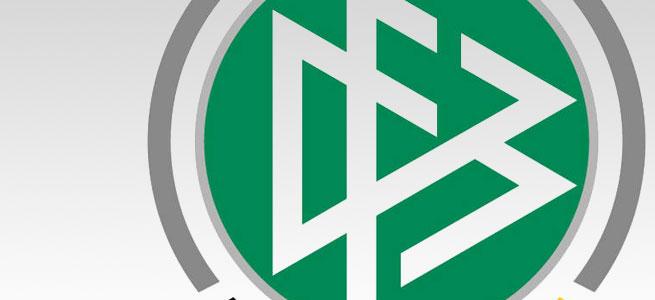 Fußball, DFB, Deutscher Fußball Bund, Logo