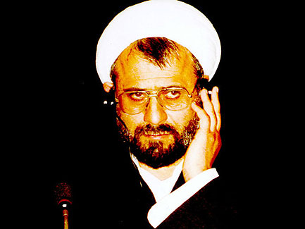 Hassan Yousefi Eshkevari (2000) während der Berlin-Konferenz, die zum Eklat und zu seiner Verhaftung im Iran führte © yousefieshkevari.com