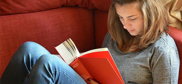 Lesen © pixabay.com © LouAnna (CC0 1.0)