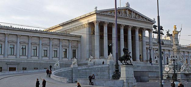 Nationalrat, Österreich, Parlament, Wien