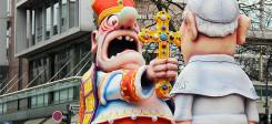 Karneval, Düsseldorf, Köln, Rosenmontag, Kamelle, Fasching