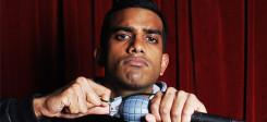 Comedian Aamer Rahman