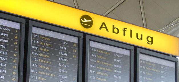 Auswanderung, Flughafen, Migration, Abwanderung