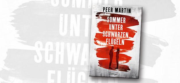 Buch, buchcover, sommer unter schwarzen flügeln, rassismus, neonazi, rechtsextremismus