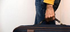 Einwanderung, Migranten, Zuwanderung, Reise, Koffer