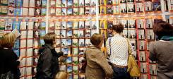 buchmesse, bücher, messe, leipzig, buchmesse 2015