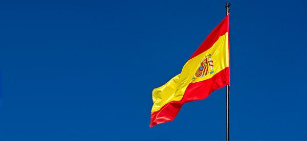 Spanien, Flagge, Fahne
