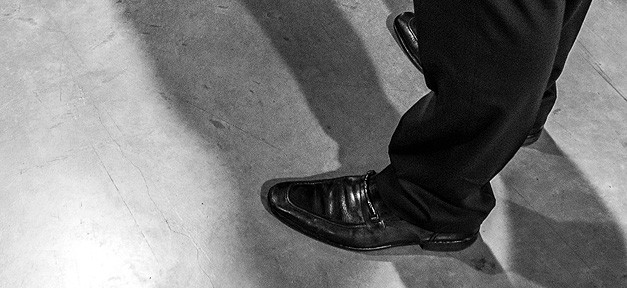 schwarz, schuh, schuhe, anzug, mann