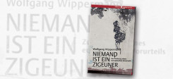 niemand ist ein zigeuner, Wolfgang Wippermann, buch, zigeuner