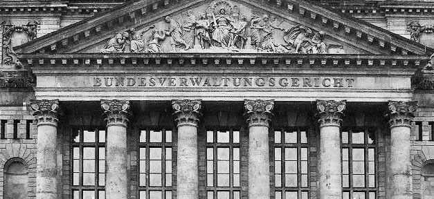 Bundesverwaltungsgericht, Bundesgericht, Verwaltungsgericht, Gericht, Gebäude, Leipzig, Recht, Urteil, Rechtsprechung