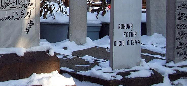 Grab, Islam, Muslime, muslimisches Grab, gräber