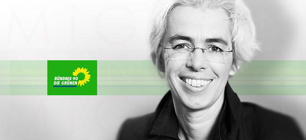 Ulle Schauws, Schauws, Die Grünen, Grüne, Bundestag, Kulturpolitik
