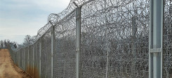 grenze, zaun, grenzzaun, flüchtlinge, europa, abschottung, asyl, bulgarien, türkei