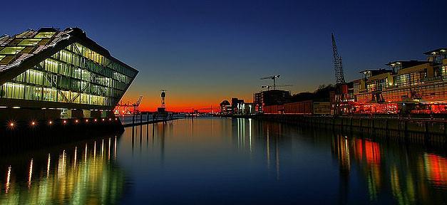 Hamburg, Hafen, Schiff, Hamburger Hafen