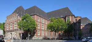 Verwaltungsgericht, Köln, Recht, Justiz, Justizia, Gerichtsgebäude, Urteil, Rechtsprechung