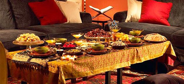 Ramadan, Fasten, Islam, Muslime, Iftar, Essen, Trinken
