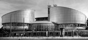 Das Europäische Gerichtshof für Menschenrechte, Straßburg, Menschrechte, Gerichtshof, Europa