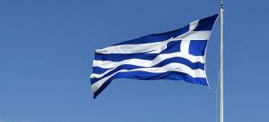 Griechenland, Grecce, Griechen, Flagge, Fahne