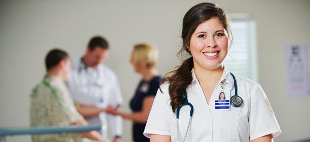 Krankenschwester, Arzt, Krankenhaus, Altenpflegerin