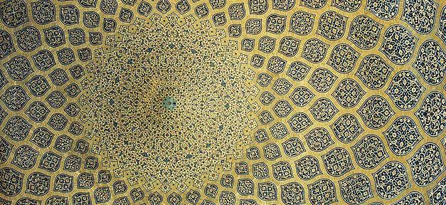 Moschee, Kuppel, Islam, Muslime, Muster, Kunst