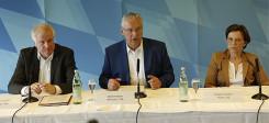 Bayern, Ministerpräsident. Horst Seehofer, Innenminister, Joachim Herrmann, CSU