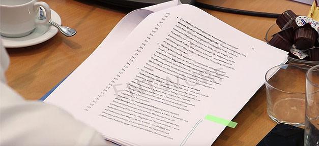 Entwurf, Papier, Gesetz, Dokument
