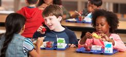 Schule, Essen, Kantine, Bildung, Schüler