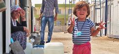 Suruc, Koban,e Türkei, Syrien, Flüchtlinge, Flüchtlingslager