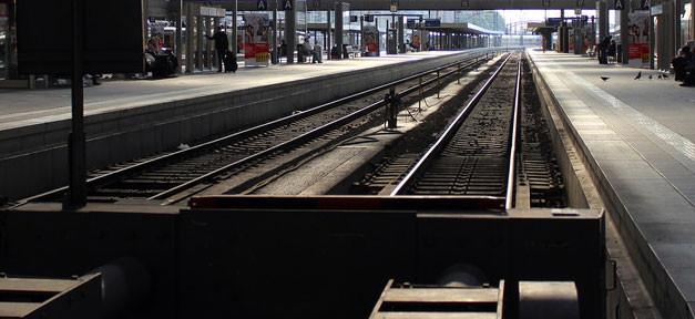 bahnhof, münchen, hauptbahnhof, gleis, zug