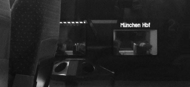 München, Bahnhof, Hauptbahnhof, münchener bahnhof