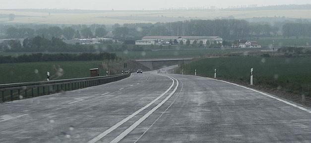 Auto, Autobahn, Straße, Regen, Reise, Fahren