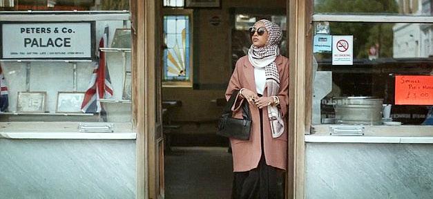 Ausstellung über muslimische Kleidung im Museum Angewandte Kunst