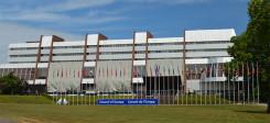 Europarat, EU, Rat, Gebäude