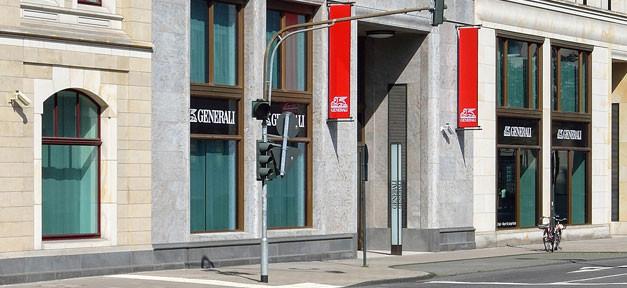 Generali, Versicherung, Deutschland, Köln, Gebäude