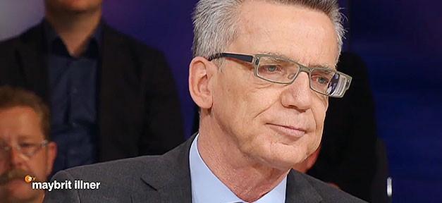 Thomas de Maizière, Innenminister, Bundesinnenminister, CDU