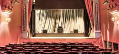 Theater, Bühne, Vorhang, Vorstellung, Aufführung, Saal, Theatersaal