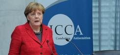 Angela Merkel, Antisemitismus, Rede, Bundeskanzlerin, Merkel