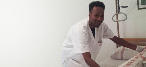 Altenpflege, Krankenpflege, Fluechtling, Praktikum, Ausbildung
