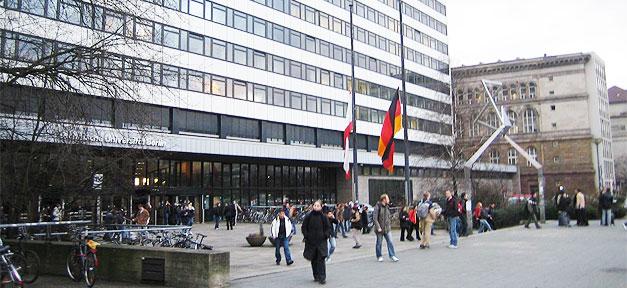 Campus Tu Berlin