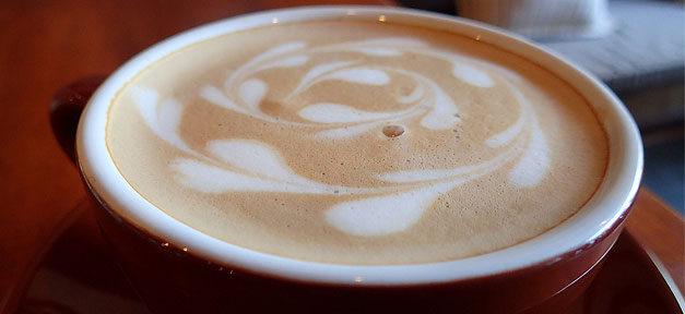 latte art, kaffee, cafe, barista, Cappuccino