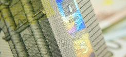 Euro, Geld, Schein, Fünf, Money, Cash