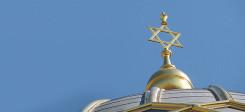Synagoge, Stern, David, Kuppel, Religion