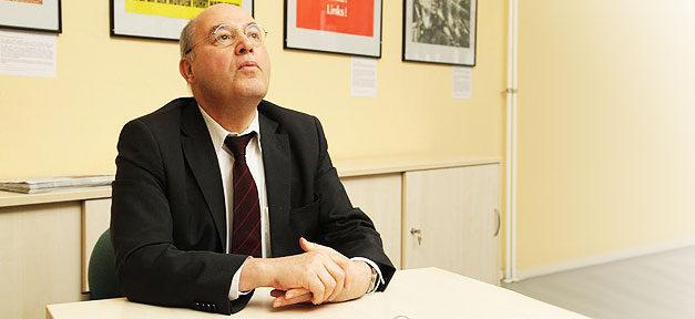 Gregor Gysi, Die Linke, Bundestag, Abgeordneter