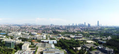 Istanbul, Türkei, Metropole, Panorama, Stadt, Skyline