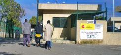 ceti, Flüchtlinge, Melilla, Spanien, Asyl, Nordafrika