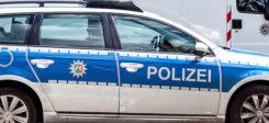 Polizei, Streifenwagen, Auto, Polizeiauto