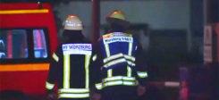 Feuerwehr, Nacht, Würzburg, Feuerwehrmann, Feuerwehrmänner