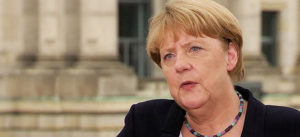 Angela Merkel, Interview, Bundeskanzlerin, Portrait