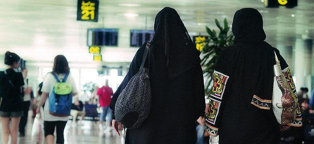 Burka, Muslime, Schleier, Islam, Frauen