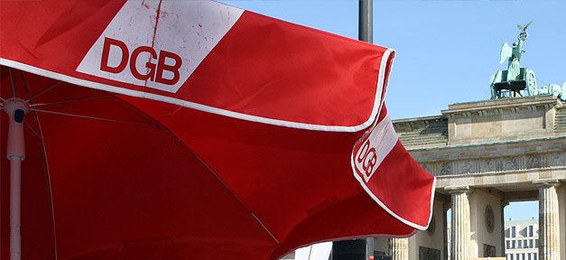 DGB, Gewerkschaft, Deutscher Gewerkschaftsbund